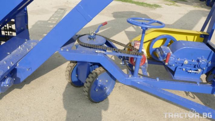 Обработка на зърно Зърнотоварач ЗЗП-100 от Рен Технолоджи 2 - Трактор БГ