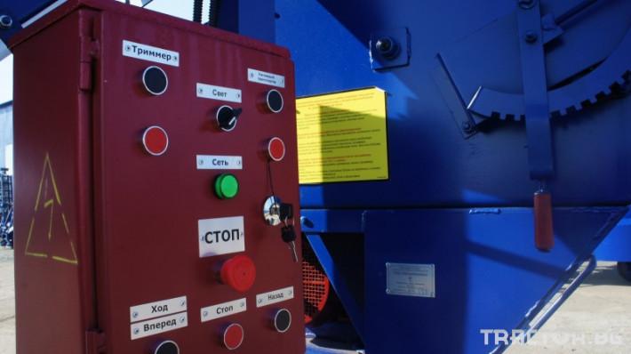 Обработка на зърно Зърнотоварач ЗЗП-100 от Рен Технолоджи 3 - Трактор БГ