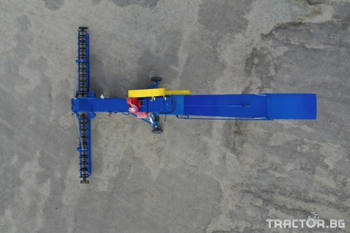 Обработка на зърно Зърнотоварач ЗЗП-100 от Рен Технолоджи 6 - Трактор БГ