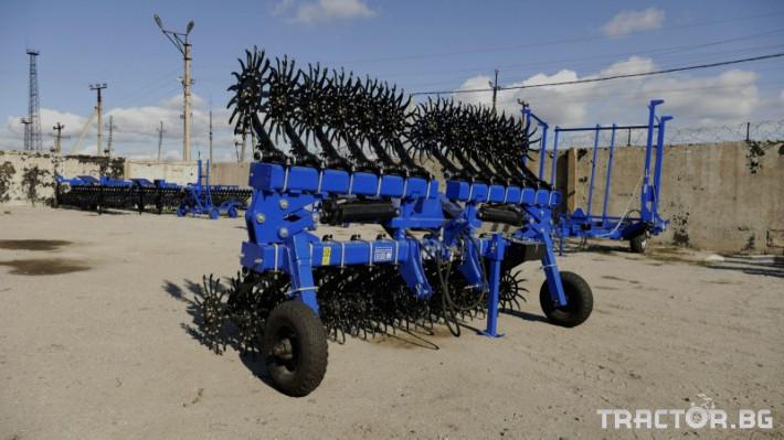 Брани Orehovselmash Ротационна Брана (Ротационна мотика) 7 - Трактор БГ