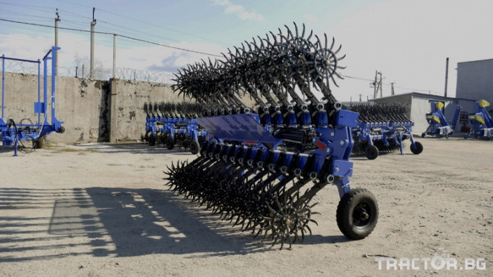 Брани Orehovselmash Ротационна Брана (Ротационна мотика) 0 - Трактор БГ
