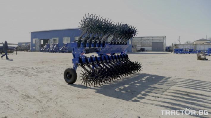 Брани Orehovselmash Ротационна Брана (Ротационна мотика) 9 - Трактор БГ
