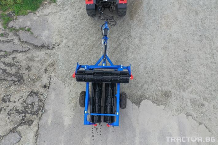 Мулчери Валяк Раздробител (Сечка) 3 - Трактор БГ