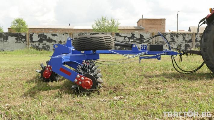 Мулчери Валяк Раздробител (Сечка) 8 - Трактор БГ