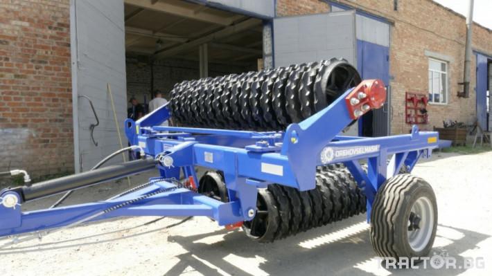 Валяци Orehovselmash Валяк за раздробяване и подравняване на почвата 0 - Трактор БГ
