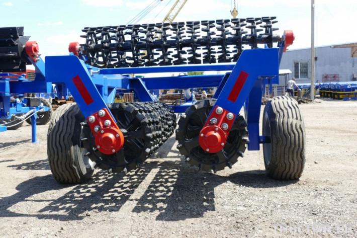 Валяци Orehovselmash Валяк за раздробяване и подравняване на почвата 6 - Трактор БГ