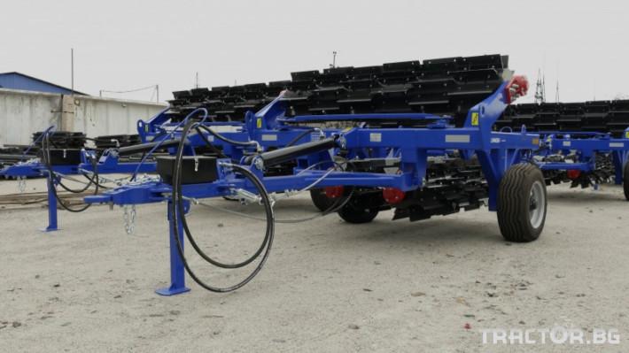 Валяци Orehovselmash Валяк за раздробяване и подравняване на почвата 7 - Трактор БГ
