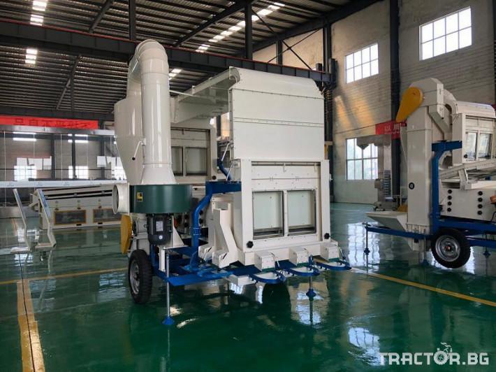 Обработка на зърно Машина за почистване и калибриране на семена 2 - Трактор БГ