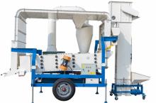 Машина за почистване и калибриране на семена