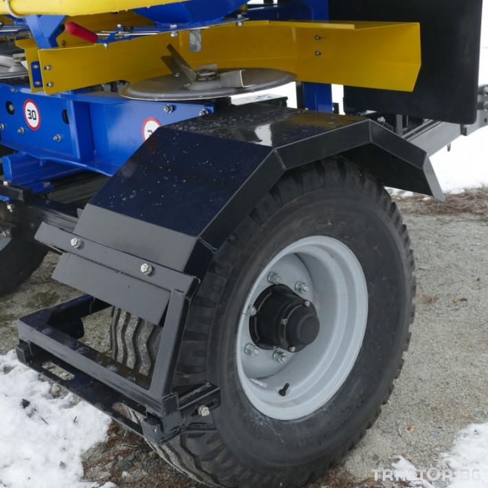 Торачки Orehovselmash Торачка за минерални торове RMD-3000 1 - Трактор БГ