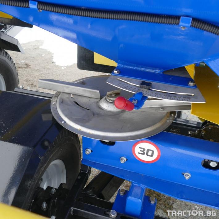 Торачки Orehovselmash Торачка за минерални торове RMD-3000 4 - Трактор БГ